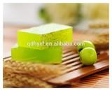 Natural handmade shea butter soap