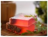 Natural Rose Essential oil handmade soap
