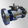 API6D forge steel floating ball valve