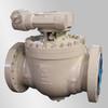 API6D cast steel trunnion ball valve