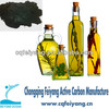 powder wooden activated carbon oil adsorbent
