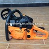 5800 ,58cc chain saw,two hole muffler,orange color with high quality chain