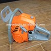 5800 ,58cc chain saw factory ,new model yellow color high quality gasoline chain saw