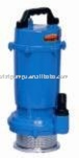 QX SERIES THREE PHASES SUBMERSIBLE PUMP