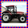 2015 Hot sale ! ISO 9001 Hot Sale 4x4 Wheel Drive 120hp Farm Tractor With Famous YTO Diesel Engine