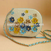 Facotory Priced Hot Summer Paper Straw Cross Body Bag Shoulder Bag (LCHHB118)