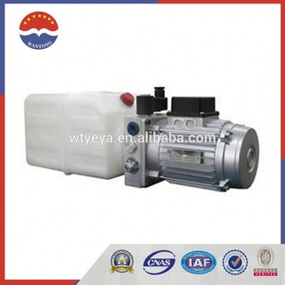 Professional 350w Hydraulic Power Unit