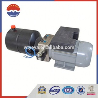 Professional 220v Hydraulic Power Unit