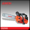 "25cc pole Small Gas Chainsaw with 10"" 12"" Guide Bar (CS2500)"