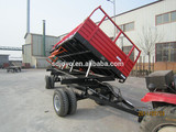 7CX-10T farm tractor SIDE tipping trailer