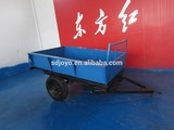 2ton dump tractor trailer sale with high quality