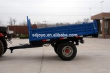 4ton dump tractor trailer sale with high quality