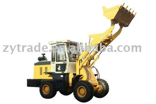 wheel loader 1.8 tons ZL-18 top quality 2 year guarantee lowest price hot sale in 2014