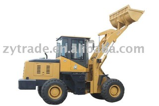 wheel loader 2.5 tons ZL25 2 years guarantee lowest price hot sale in 2014