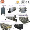 Automatic Round Fried Instant Noodle Production Line with CE Certificate