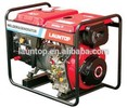 180A portable diesel welding generator with 10.0hp engine