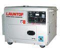 High Quality 5.0kva silent diesel generating with 4-stroke,air-cooled, single-cylinder engine