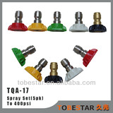 cheap colorful SPRAY Nozzle TIP SET(5PK)TO 4000PSI