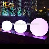 Luminous LED Party Ball Light Bar Table Lamp Solar Landscape Lighting