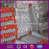 6 gauge chain link fence/iron chain link mesh/tension wire chain link fence