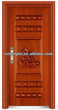 Steel wooden security door for Home