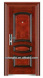 High quality factory manufacture steel security door