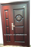 2013 hot sale steel security double door