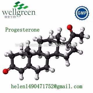 Factory produce animal hormones, Natural progesterone