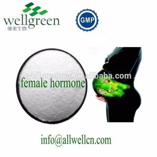 Factory produce estrogen female hormone,