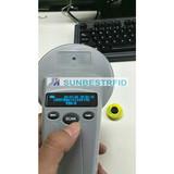 RFID microchip handheld reader FDX-B/ID type scanner