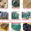 charcoal briquette machine from agricultural waste