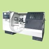 Hongjin High Precision Flat Bed CNC Lathe