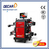 Bluetooth CCD wheel alignment with CE