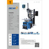 TC960RS hottest selling popular tire changer with CE approval