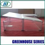 garden aluminum commercial small greenhouse