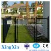 Cheap price Chain Link Fence Privacy Fabric, galvanized chain link, Knuckle Twist Chain Link Fence (Pd - 036)