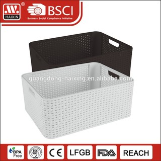 Animal shape storage basket