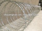 galvanized razor barbed wire Guangzhou factory