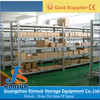 Customized colour Medium Duty Rack Steel Shelves