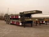 asphalte truck transport the asphalte for Angola\Congo