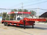 2-axle side tipper trailer (rear dump optional) dumper lorry series for Angola\Congo