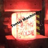 Alloy steel forging blocks