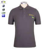 Cheap quality design cotton custom embroided us polo t shirts