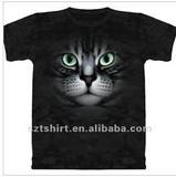 2015 man to man 3d printing t-shirt