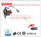 back pack grass trimmer and brush cutter 411