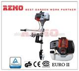 petrol 2 stroke outboard motor 43cc