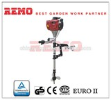 4 stroke 2hp GX35 for small boat outboard engine