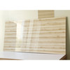Kitchen Cabinets Office Furniture 18mm MDF Board , Plain MDF 3d Wall Panel
