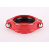 ductile iron grooved fitting rigid coupling