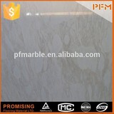 honed surface black and white marble tiles